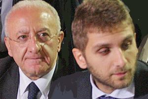 roberto de luca AGGIORNAMENTO INDAGINE A NAPOLI: PERQUISITI CASA E STUDIO DE LUCA JR