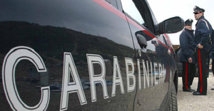 CARABINIERI 300x156 TEANO: RUBANO GASOLIO DA CAMION DEI RIFIUTI, ARRESTATI DUE DIPENDENTI