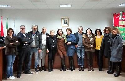 Capodrise Presidio Palarti Cd 01  CD DEL PALARTI DI CAPODRISE: STUDENTI PROTAGONISTI DELL'AGENDA CULTURALE