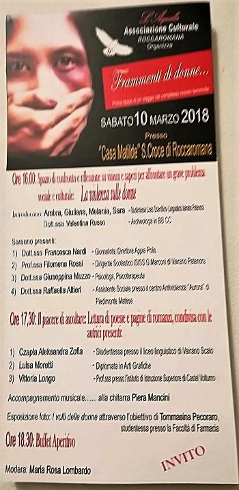 IMG 20180307 WA0011 FRAMMENTI DI DONNA...A ROCCAROMANA