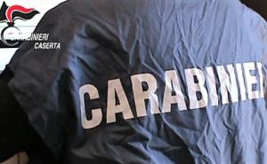 carabinieri CE 300x185 SAN CIPRIANO, ARRESTATO LATITANTE VICINO AGLI IOVINE
