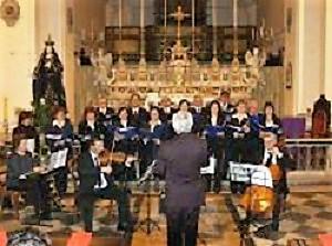 """la desolata nella chiesa di san francesco di maddaloni """"CANTI DELLA PASSIONE/DESOLATA"""" TRA CASERTA E BENEVENTO"""