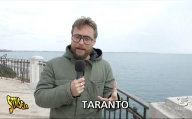 1 4 STRISCIA LA NOTIZIA: PINUCCIO CI FAI RIDERE!!!  L'ASL DI TARANTO COPIA GOFFAMENTE L'ASL DI CASERTA