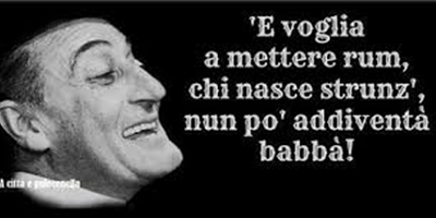"""BAB ASL, EPIDEMIA DI CASI DI """"AGOGNATA VECCHIAIA PRECOCE""""  IL FALLIMENTO DI UNA GESTIONE MANAGERIALE GRETTA E PROVINCIALE"""