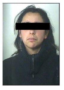Biondi Maria 214x300 OPERAZIONE ANTIDROGA: SMANTELLATA RETE CRIMINALE CHE UTILIZZAVA MINORI PER LO SPACCIO. ARRESTATA ELEMENTO DEL CLAN SPADA