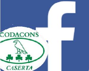 CODACONS FB 300x240 SCANDALO FACEBOOK, CODACONS CASERTA IN AIUTO DEI COINVOLTI