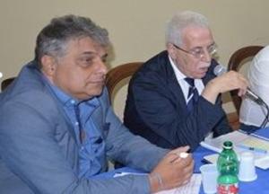 Carmine Lauriello e Mario De Biasio 300x216 L'ASL UN VERO E PROPRIO CENTRO PER L'IMPIEGO...SOCIOLOGI CHE SCANDALO!!!