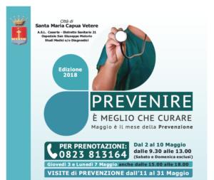 Mese prevenzione 2 2 300x253 SMCV, MAGGIO DIVENTA IL MESE DELLA PREVENZIONE