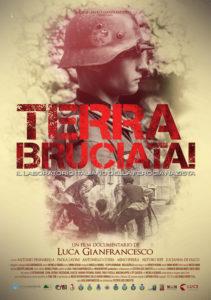 locandina Terra Bruciata 211x300 TERRA BRUCIATA IL 20 APRILE AL DUEL VILLAGE