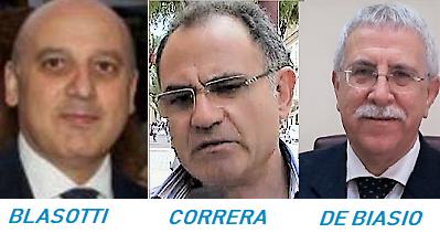 BLASOTTI CORRERA DE BIASIO L'ASL MILIONARIA, ORA VUOLE ACQUISTARE UN IMMOBILE...ALTRI MILIONI SENZA NESSUNA DISMISSIONE