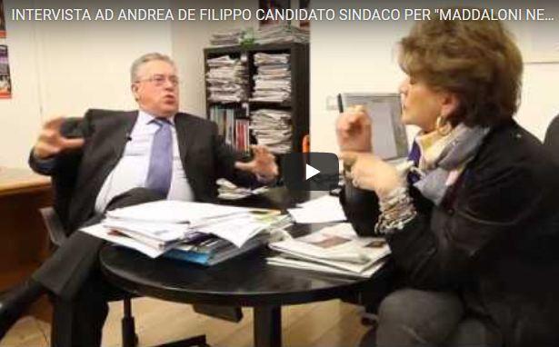 Cattura 56 LA VIDEO INTERVISTA AL CANDIDATO SINDACO ANDREA DE FILIPPO