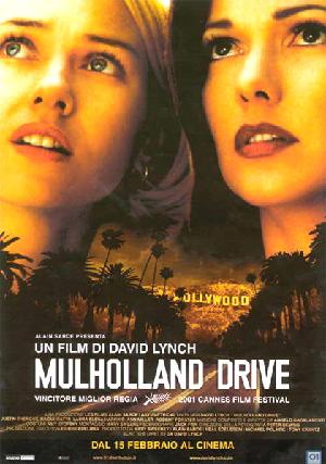 """Immagine 1 IL CINEMA DI DAVID LYNCH: """"MULHOLLAND DRIVE"""" E """"VELLUTO BLU"""""""