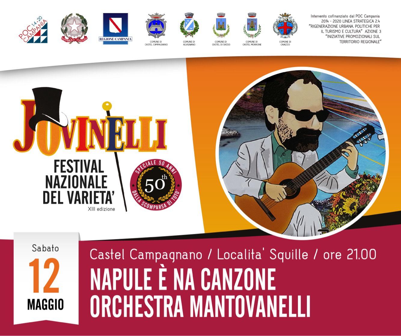 %name XIII FESTIVAL JOVINELLI DEDICATO A TOTÓ