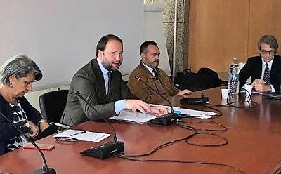 audizione cava Monti Invitalia CAVA MONTI, AUDIZIONE IN COMMISSIONE TERRA DEI FUOCHI