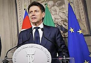conte FALLISCE IL GOVERNO CONTE: SI TORNA AL VOTO