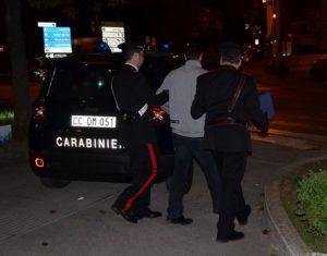 foto arresto 300x235 CONDANNATO NEW OPENING SCAPPA DAI DOMICILIARI, PRESO