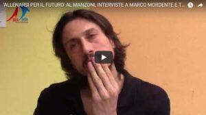 mordente 300x168 ALLENARSI PER  IL FUTURO, INTERVISTE A MARCO MORDENTE E TITTI FARINA (VIDEO)