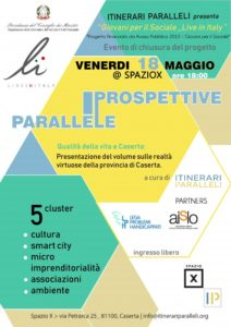prospettive parallele 212x300 PRESENTAZIONE PROSPETTIVE PARALLELE ALLO SPAZIO X DI CASERTA
