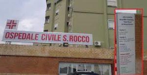 san rocco 300x154 CISL: IL D.S. DEL SAN ROCCO NON HA I REQUISITI ASL MUTA DA OTTO MESI...