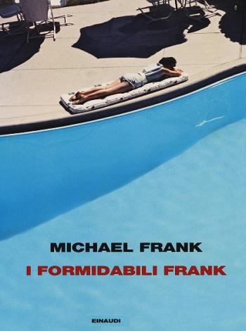 LIBRO LO SCRITTORE MICHAEL FRANK A CAMPOBASSO