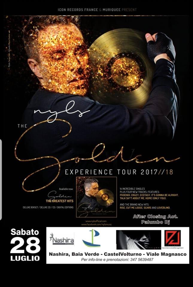COVER NYLS NYLS, ICONA POP FRANCESE ACCENDE LA NOTTE AL NASHIRA CON IL GOLDEN EXPERIENCE TOUR