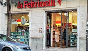 FELTRINELLI 300x173 MINACCE A GIONALISTA: CONVEGNO  DIBATTITO ALLA FELTRINELLI