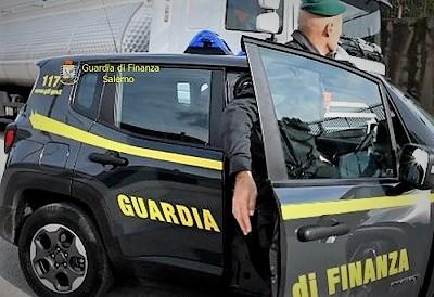 GDF 1 GdF,SEQUESTRATI 45 MILA LITRI DI GASOLIO