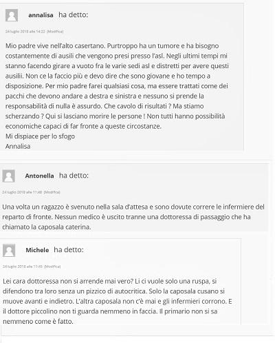 Immagine 11 OSPEDALE & ASL… CLASSE SENZA EGUALI… SENSIBILITÀ SENZA LIMITI