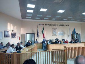 Incontro sindaci APU 1 300x225 LAVORATORI APU, 30 LUGLIO MANIFESTAZIONE A ROMA CON IL MINISTRO DEL LAVORO