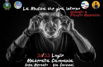 La Musica Che Gira Intorno Dedicatoa Fausto Mesolella MACERATA CAMPANIA RICORDA FAUSTO MESOLELLA