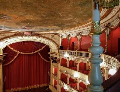 Teatro Garibaldi Santa Maria Capua Vetere TEATRO GARIBALDI: QUALITÀ E NOTEVOLE SPESSORE ARTISTICO PER LA STAGIONE 2018/19