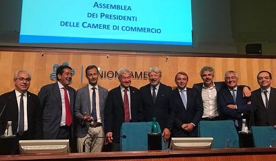 Vicepresidenti Unioncamere TOMMASO DE SIMONE ELETTO VICEPRESIDENTE UNIONCAMERE ITALIANA