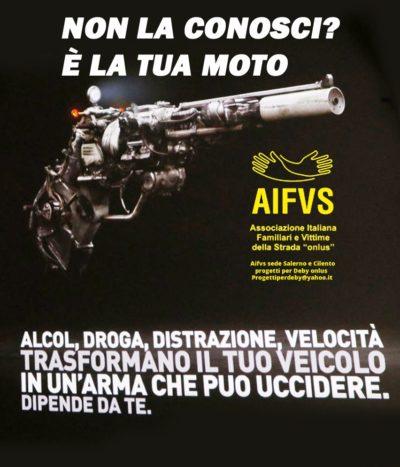 %name A.I.F.V.S. PROGETTI PER DEBY ONLUS, AGROPOLI: IN ARRIVO UN MAXISCHERMO