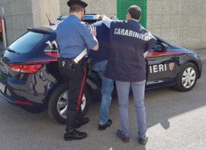 foto arresto 2 300x218 TENTARONO DI RUBARE AUTOCARRI, ARRESTATO QUARTO COMPONENTE DELLA BANDA