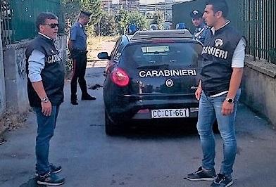 foto operazione CC 1 ISERNIA, PRESA BANDA DI RUMENI SPECIALIZZATI IN FURTI IN APPARTAMENTI: TUTTI RESIDENTI NELLA PROVINCIA DI CASERTA