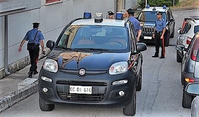 foto operazione CC 3 ISERNIA, PRESA BANDA DI RUMENI SPECIALIZZATI IN FURTI IN APPARTAMENTI: TUTTI RESIDENTI NELLA PROVINCIA DI CASERTA