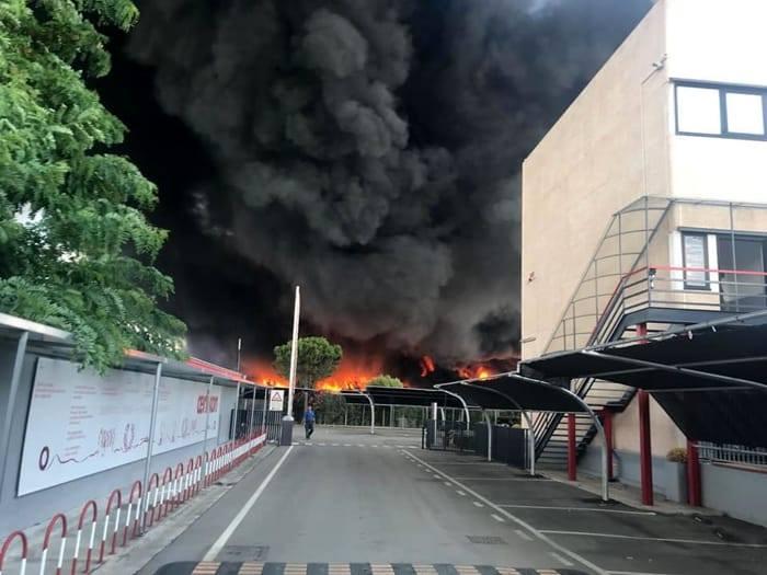 incendio 6 INCENDIO TRA CAIVANO E PASCAROLA, MESSINA: IL TERZO IN SETTE GIORNI...BISOGNA AGIRE ORA!