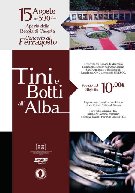 locandina concerto allalba e1532970370703 REGGIA DI CASERTA: A FERRAGOSTO CONCERTO ALLALBA
