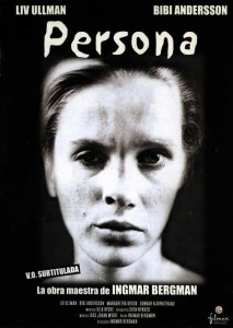 """persona poster bergman 213x300 """"PERSONA"""": L'OPERA PIÙ COMPLESSA E CORAGGIOSA DI INGMAR BERGMAN"""