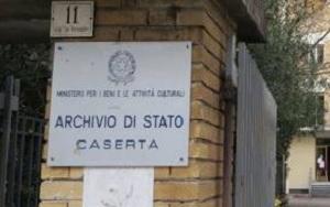 ARCHIVIO DI STATO L'ARCHIVIO DI STATO… IL GRANDE INCOMODO