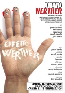 LOC TEATRO 210x300 ARRIVA A OFFICINA TEATRO EFFETTO WERTHER, UN DRAMEDY STILE HITCHOCK DI ARIEMMA