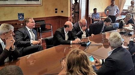 STEFANO GRAZIANO STEFANO GRAZIANO PRESIDENTE DELLA COMMISSIONE REGIONALE SANITA