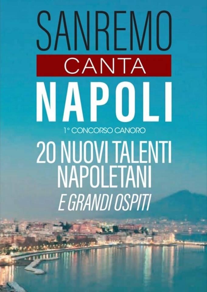Sanremo 'SANREMO CANTA NAPOLI', IL MUSICISTA PIERO DEL PRETE ARRIVA ALLE FINALI DEL CONCORSO CON 2 INEDITI