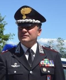 foto Maggiore Salvatore Vitiello ISERNIA, MAG. VITIELLO LASCIA IL COMANDO DEI CARABINIERI