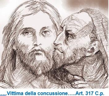 """il bacio di giuda APPROVATO IL DDL """"SPAZZA CORROTTI"""", IL DASPO A TUTTI. A TUTTI?"""