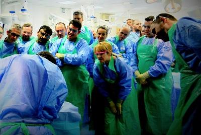 medici OSPEDALE, TROVATO SLIP IN COMA, SI TENTA L'IMPOSSIBILE…