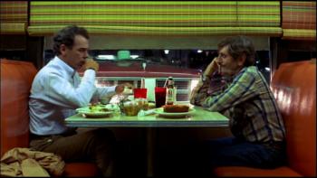 """16 diner e1540390613651 IL CINEMA DI WIM WENDERS: """"PARIS, TEXAS"""" E """"IL CIELO SOPRA BERLINO"""""""