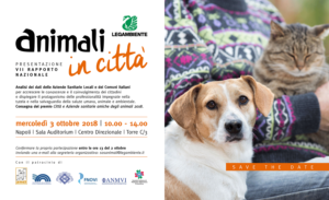 Animali in città 2018 300x183 ANIMALI IN CITTA, A NAPOLI IL 3 OTTOBRE