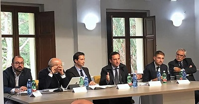 %name BOSCO E MAGLIOCCA PUNTANO AL RECUPERO DELLOSPEDALE DI VENAFRO