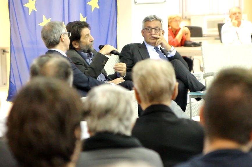 Cattura 24 EUROPA: INIZIO O FINE? LA LECTIO MAGISTRALIS CON MASSIMO CACCIARI, LA FOTOGALLERY